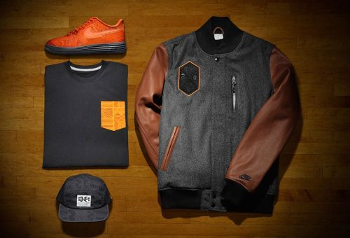 blackfashion:  2013 Nike Black History Month Collection