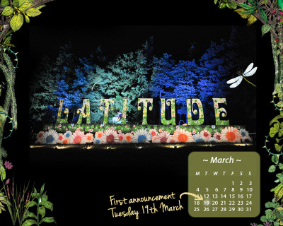 A new month, a new desktop calendar. And that's not all - we've made you a mobile phone wallpaper so you can always carry a piece of us with you. Download both here!