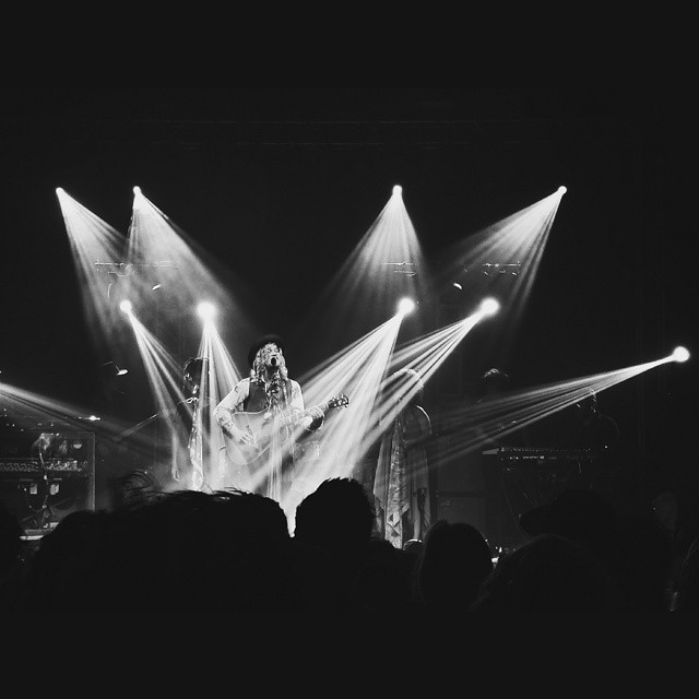 Granadagram:Amazing 'gram via brandon_lajoieof the Anniversary Show last night. Allen Stone did the damn thang.