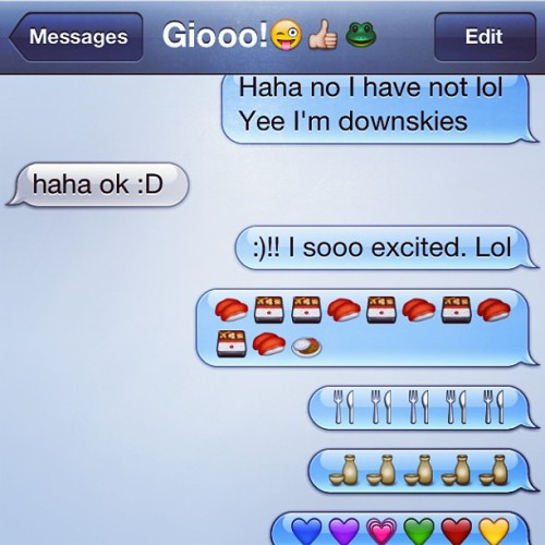 How I love bugging her!!!!! @gioviis9 #bestfriend #textherallday #loveyou