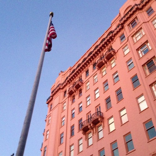 SF architecture always leaves me breathless #nofilter #sf