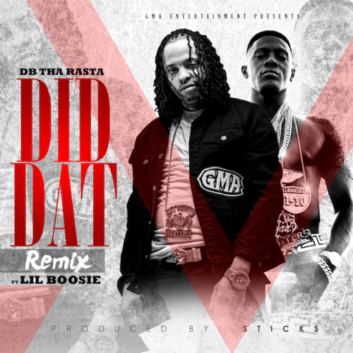"Lil Boosie x DB tha Rasta - Did Dat RemixSt.  Paul, Minnesota's DB Tha Rasta releases ""Did Dat"" Remix featuring Lil  Boosie. The official remix comes after the original version (released  early 2015) gained buzz on national scale, including Boosie Badazz' home  town Baton Rouge, Louisiana. Listen to the song and download service  pack below:[STREAM & DOWNLOAD HERE][DOWNLOAD SERVICE PACK HERE]______________________________________________________Social Media: @DbThaRasta 