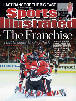 thescore:  The franchise that brought hockey back. Agree?