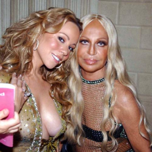 Mariah carey see through