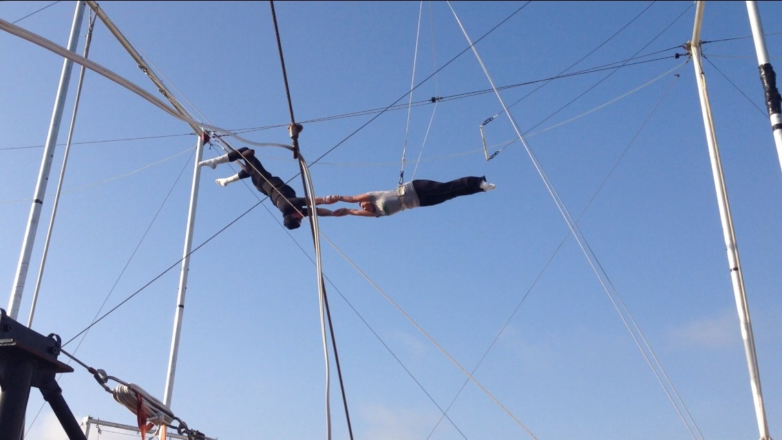 Flying Trapeze 2013