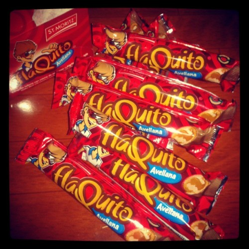 #eterna #obsesión #flaQuitos #delicious #chocolate #love