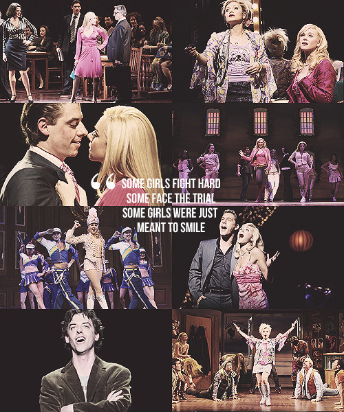eenjolras:  List of flawless musicals 1/?  Legally Blonde: The Musical