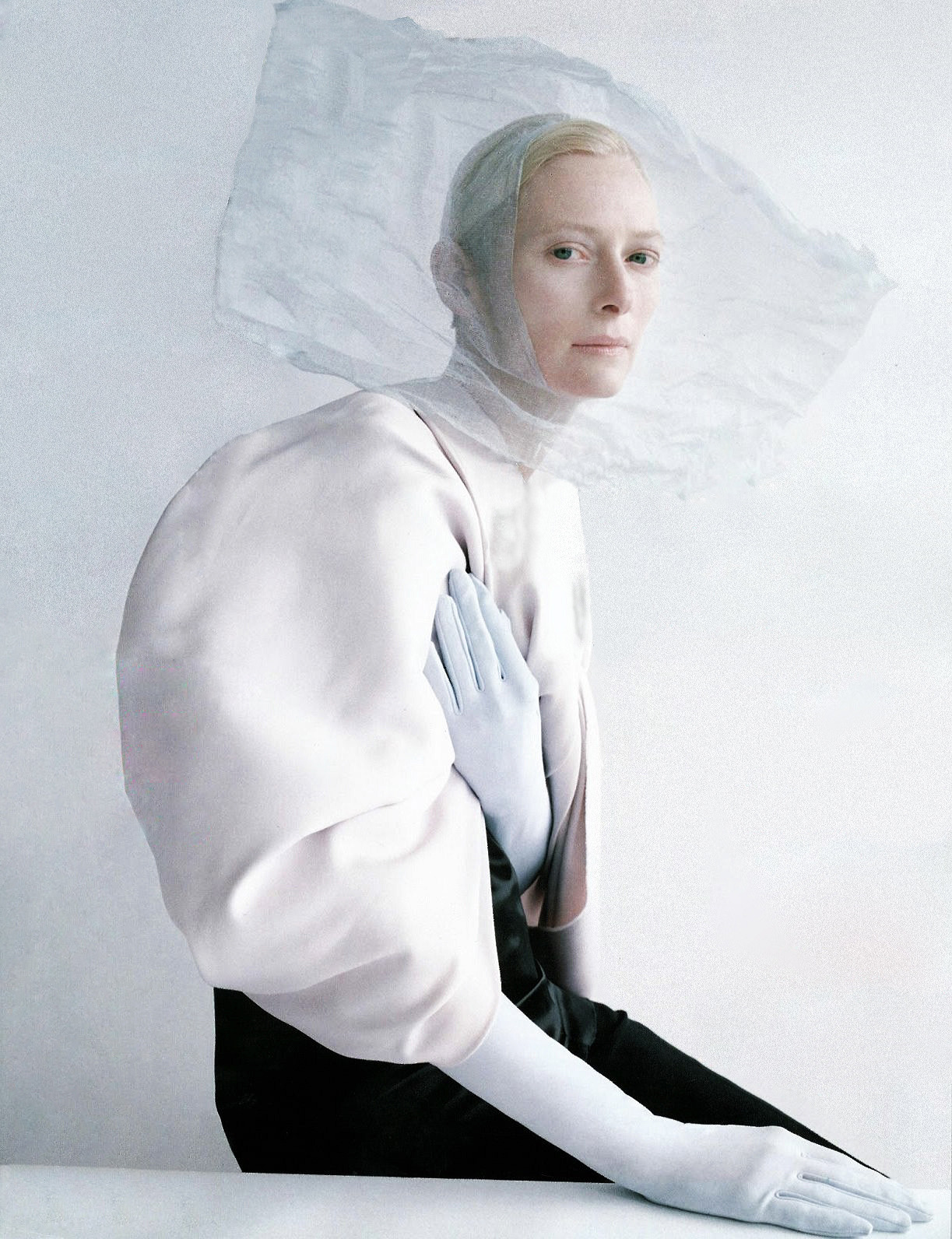 Tilda Swinton photographed by Tim Walker