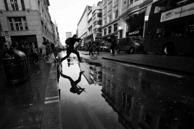 thekhooll:  Puddle Jumper By Rudy Hakeem