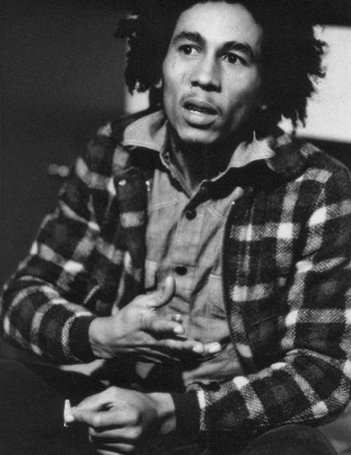 worldwarxp:  Bob Marley at the Basing Street Studios, May 31, 1973 http://www.youtube.com/channel/UCNmiX4oxI_A7CfSI6Cvf_TA