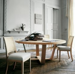 Maxalto Xilos Dining Table by Antonio Citterio