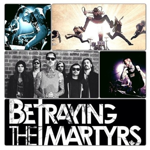 Pretty sweet fan art made by @chrisromans1 ! :)   #BetrayingTheMartyrs #BtM #NewAlbumSoon !   Follow the band members on Twitter & Instagram: @baptistevigier @lucas_dangelo @valentinhauser @aaronmatts @themarkmironov @victorbtm