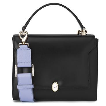 Anya Hindmarch Bathurst Eye Leather Bag