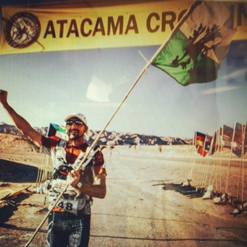 My friend Adam Woolliscroft just completed the Atacama Crossing - 250 KM in 7 days across the desert. He came 6th !!!!! 2 yrs ago he was nearly left paralysed after breaking his neck playing rugby. Awesome and inspiring friend, proud Welshman and great athlete.  Please like and share his story. https://www.justgiving.com/adam-woolliscroft/