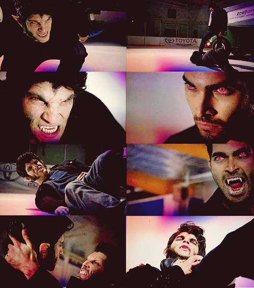 summerwolves:  derek hale & scott mccall fights -» 2x03 ice pick