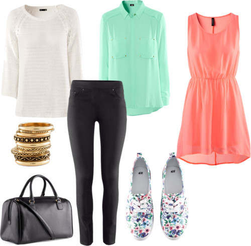 H&M wishlist for now! by lefashionromance featuring checkered shoes
