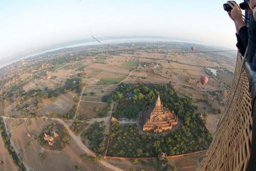Photography: Ballooning Over Bagan's ArchitectureMyanmar's ancient city of Bagan has a unique landscape speckled with over 2,000 Buddhist…View Post