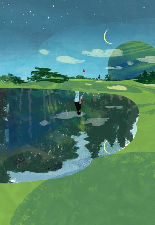 (via Tatsuro Kiuchi - Golf Forest)