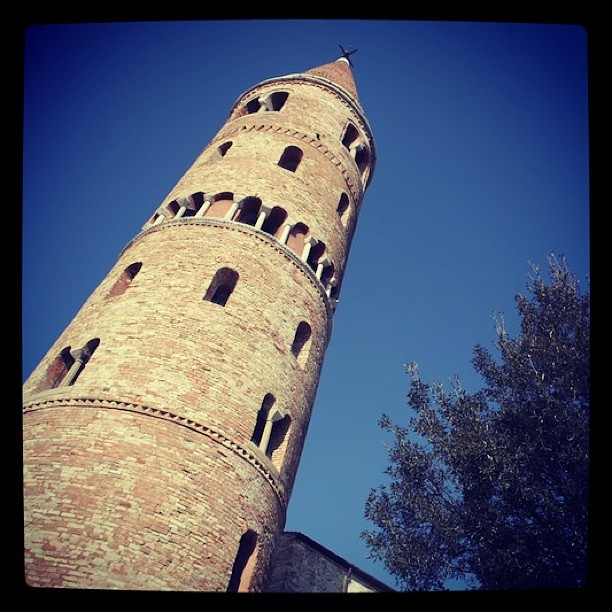 #jesolo #tower #sky #udine20 #blue #church #top #igers #insta