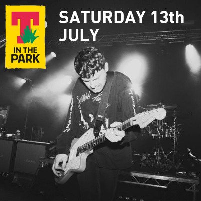 We're excited to announce that we'll be playing at T in the Park this Summer - Come down and let's have a party on Saturday 13th July!Tickets : www.tinthepark.com