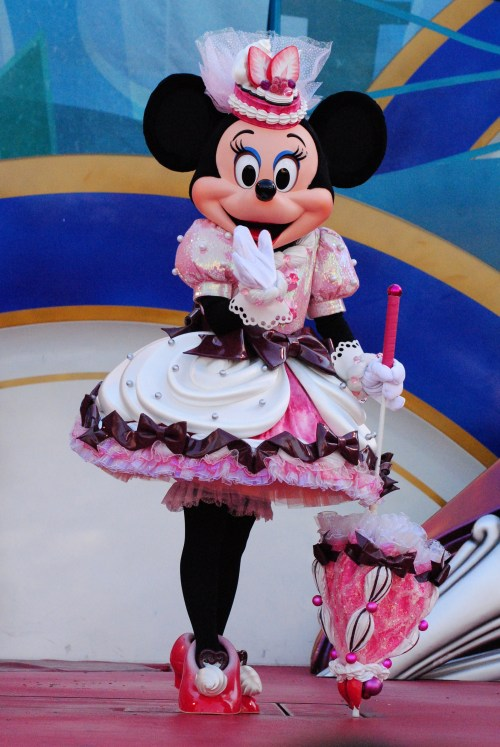 minnie love! x
