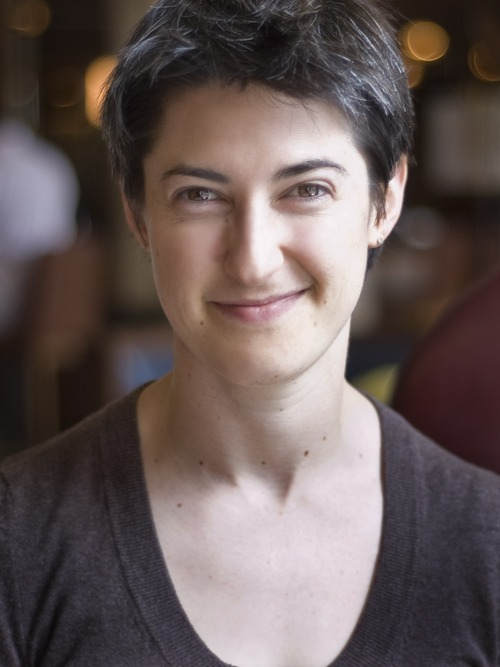 Lauren Feldman, playwright