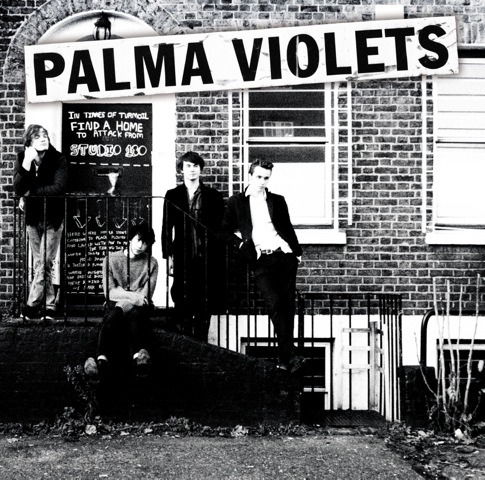 "Studio 180's Palma Violets release their debut album '180'.  Please read their bio below and go buy the album.  Palma Violets are a four-piece band from London, made up of bassist/vocalist Chilli Jenson, guitarist/vocalist Sam Fryer, keyboardist Peter Mayhew, and drummer Will Doyle, who play their own distinct brand of psychedelic rock & roll. In 2010 a chance meeting between school friends Fryer, Mayhew, and Doyle, with Jenson at the Reading Festival, compelled them to form a band after becoming disillusioned by the lack of meaningful and emotive music on offer. After a slow start to their career, it was in 2012 when things began to take shape and this coincided with their residency at Studio 180, a cheap, repurposed house in Lambeth, London. This was a hub of creative minds, from artists to photographers, where Palma Violets were able to produce their sound in the company of like-minded people, and afforded them the freedom to craft their music. The ramshackle nature of their rehearsals and the increasing audiences attending their live performances in a sweaty room in Lambeth created a buzz that eventually alerted A&R bosses at major labels to the band's talents. Without any recorded music at the time, industry types were forced to judge them purely on their live shows, and after much vying for their signatures, the band signed to indie label Rough Trade. Their first studio work came late in 2012 when single ""Best of Friends"" was released and was subsequently named NME's number one track of the year, which then propelled them to the front cover of the publication. A feverish hype swirled around the band as they secured a U.K. tour and work commenced on their debut album."