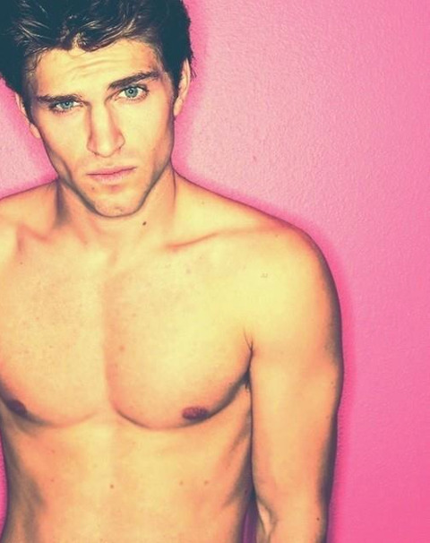 keegan allen. that is all #prettylittleliars