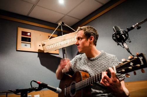 Lux Lisbon Live Session at Amazing Radio 23.3.13 - Watch Videos here - http://amazingradio.co.uk/home/session-lux-lisbon - Twas Stu only this time, but tiswas F.U.N random craic and a passable live session (Get Some Scars and Bullingdon Club) on Amazing Radio this morning. Massive thanks to Colin and Matt from the Saturday show, really very enjoyable, despite keyboard dying 2 minutes before going live and a last minute change to a-cue-stick guitar. Hot discussion topics - Food band name puns and Echo the Dolphin for the Megadrive.