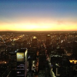 At a launch of something which will light up #Joburg's #skyline #jozi #johannesburg #igersjozi  (at Carlton Centre)