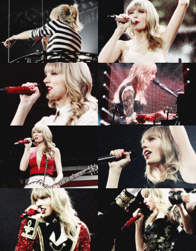 Red Tour - Detroit, MI - 5/4/13