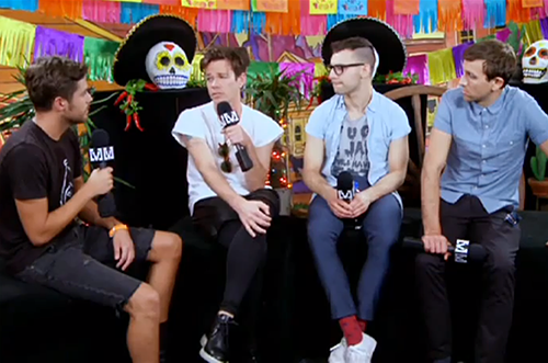 ournameisfunfans:   El dia es muerto The day of the dead