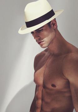 sexy hot Model boy man guy male model shirtless abs handsome giovanni bonamy