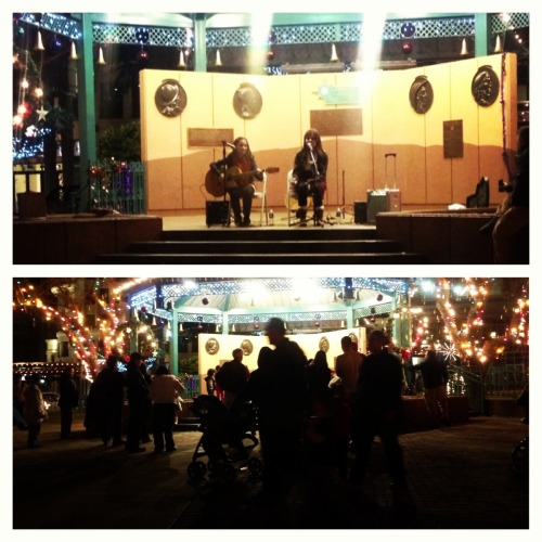 I went playing downtown:) it was so fun <3   Instagram: xoxojobeth