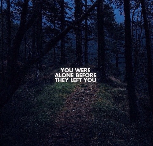 Forest Quotes: Scenery-quote