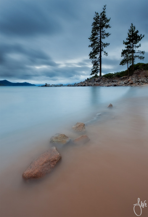 Tahoe (via All sizes | Moody Sky - Sand Harbor State Park, Lake Tahoe, NV | Flickr - Photo Sharing!)