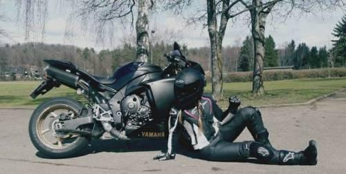 yamaha motorbike SuperBike motor motogirls moto motocykle