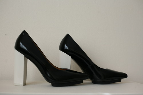 Hello beautiful new 3.1 Philip Lim heels…
