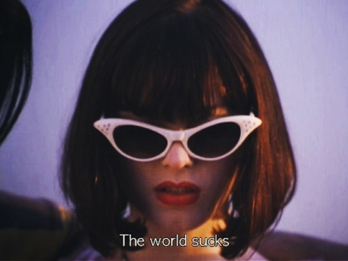 mandaknowsbest:  the doom generation.