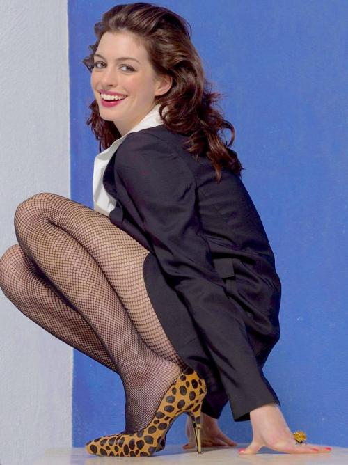 krazyaboutheels:  Anne Hathaway