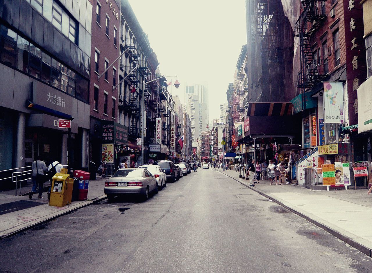 "[[MORE]] the first time I went to chinatown with my friends, we stepped out of the station and joeleen outstretched her arms saying ""welcome to my hood"" lolomgoverseaschinesemission."