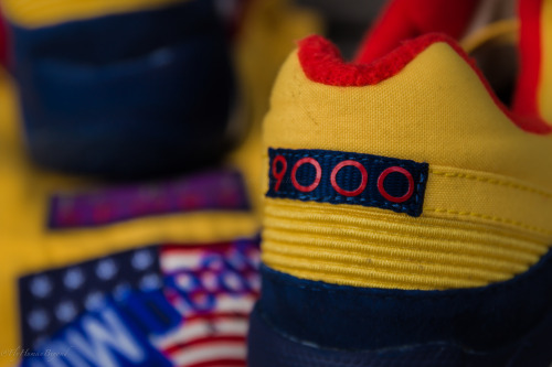 """diceysociety:  Packer Shoes x Saucony Grid 9000 """"Snow Beach"""""""