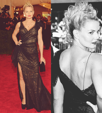 Favourite Outfits from the Met Gala 2013: *Jennifer Morrison in Donna Karan Atelier*