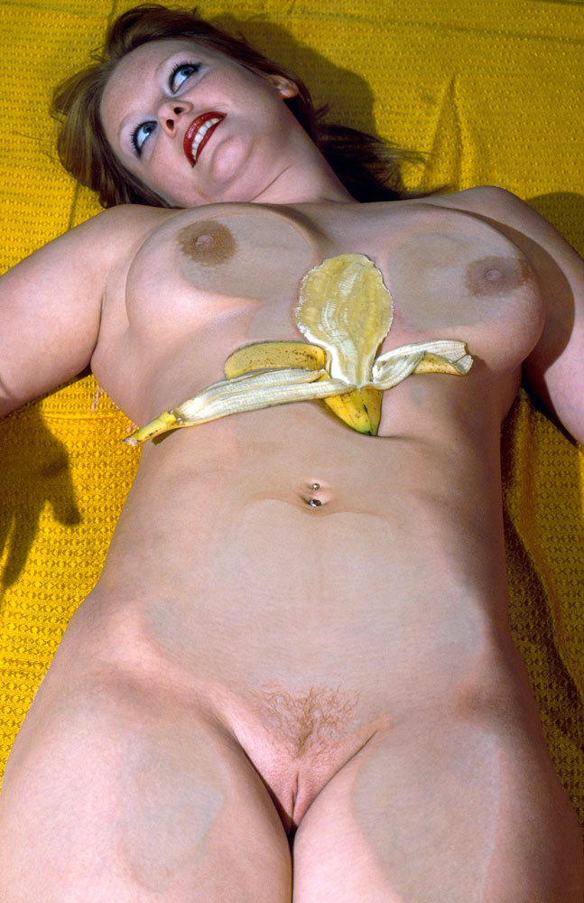 Squashed Banana at porn-as-art.tumblr.com