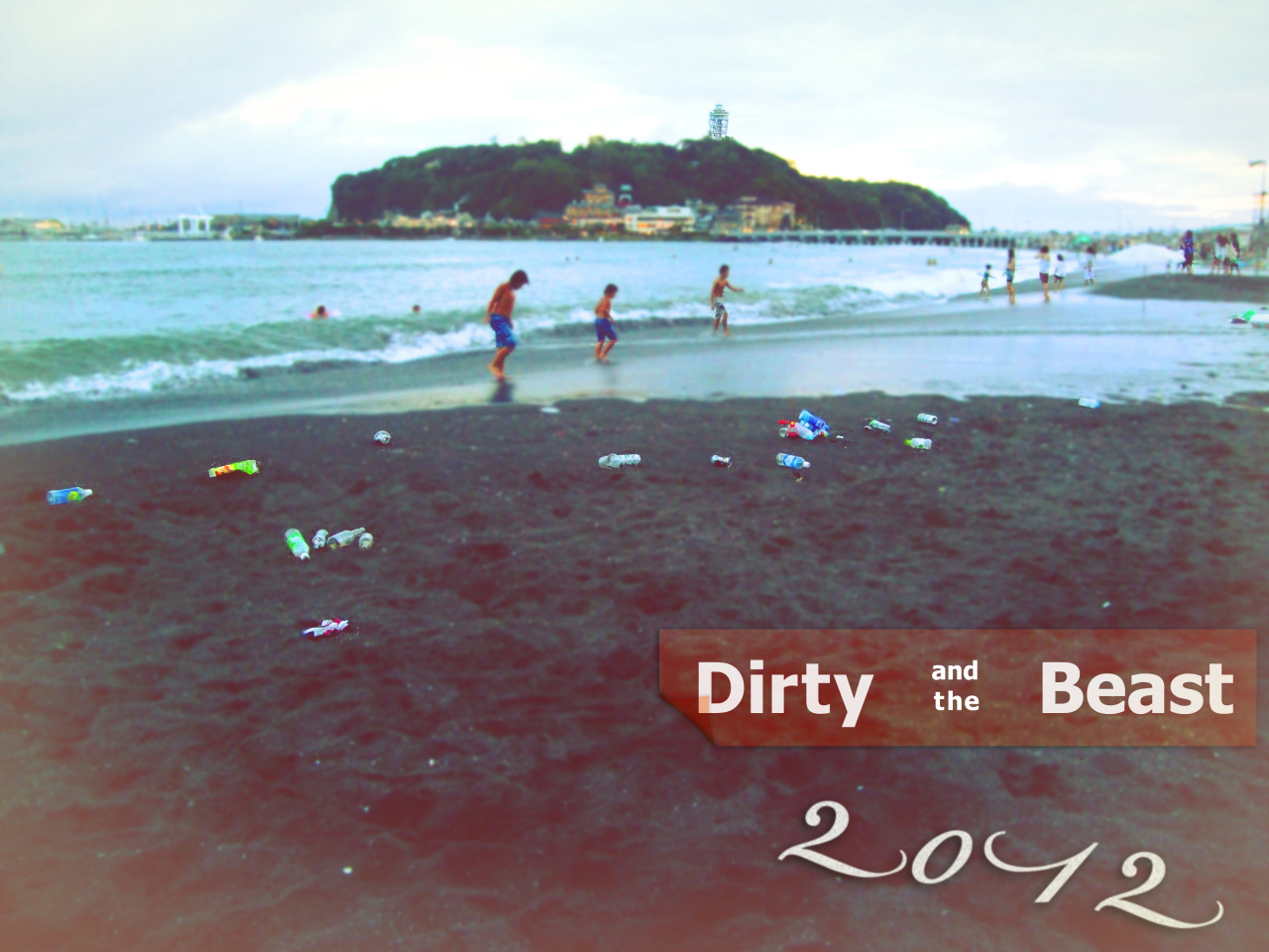 "D-side of Shonan Japan 2012 summer  ""Dirty & the Beast 2012"""