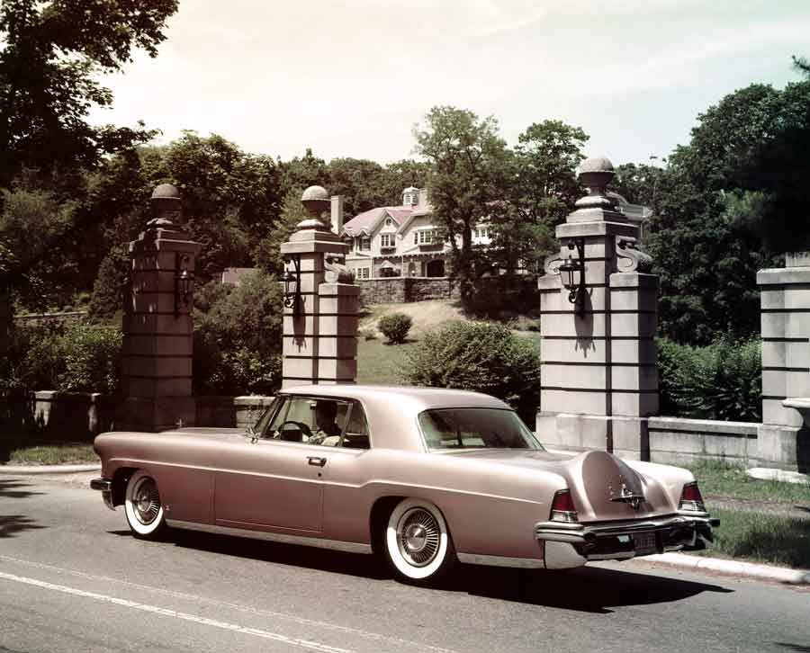 The 1957 Lincoln Continental MKII