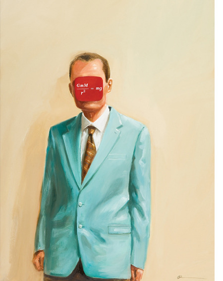 OLIVER JEFFERS A native Irishman, Brooklyn-based artist and illustrator Oliver Jeffers is as clever as he is talented. From his oil paintings featured here, to his picture books for children, Jeffers has a knack for balancing sweetness with a touch of irony. Titles like Gravity, Depiction of Beauty and Adolf Dali complete the story.