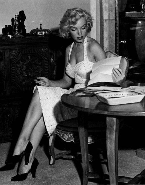 gatabella:  Marilyn Monroe