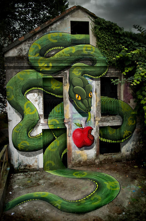 Hello, Send you new info about DESORDES CREATIVAS 2012- Street Art Festival, in Ordes, Galiza ( Spain )  Send you several photos attached.  *Artist:* SOKRAM >  *Check this:* http://certamedesordescreativas.blogspot.com.es/2012/12/sokram-pecado-orixinal.html»