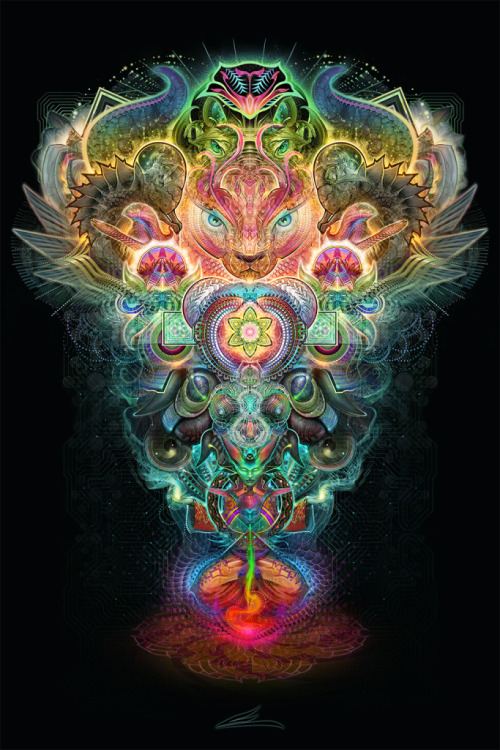 visionary art psychedelic art